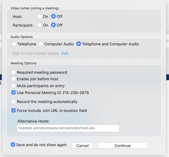 Zoom Outlook Plugin For Mac Download